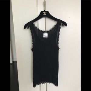 CHANEL Tank Top | Size 38